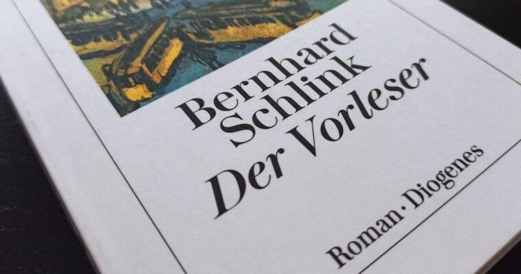 Bernhard Schlink – Der Vorleser