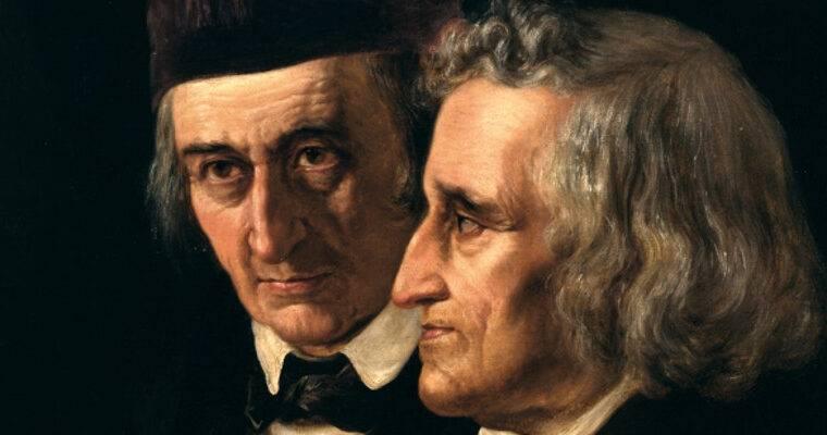 Список сказок и произведений братьев Гримм