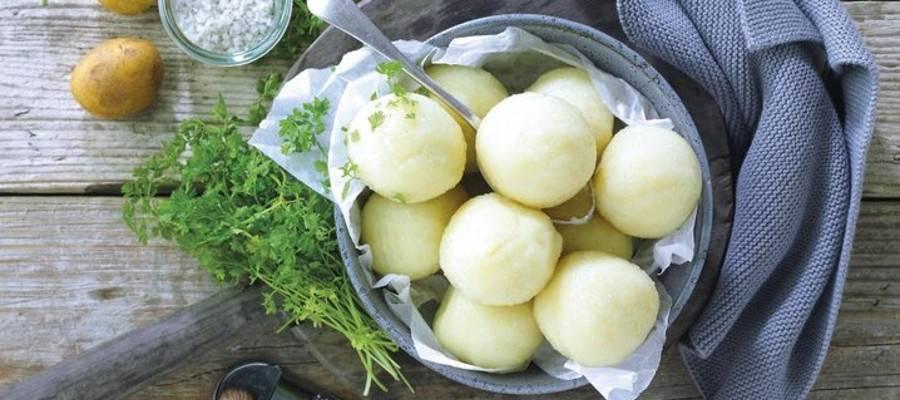 Немецкие картофельные кнедли